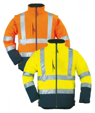 Tűzbiztosok 2001 Kft - Webáruház  Softshell Hi-Viz kabát (sárga ... 918476672d